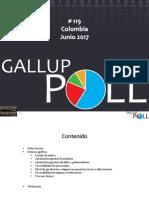 Encuesta Gallup 2017