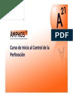 Curso de inicio al control de la perforacion