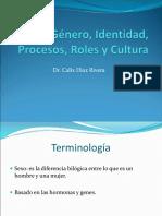 Genero, Identidad, Procesos, Roles y