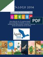 CATALOGO Aguilaazul