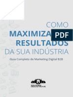E-book - Marketing Industrial B2B