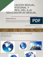 Educación Sexual Integral y Perfil - Amssac Oct 16