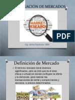 Investigación de Mercados Ppt