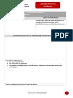 Formato Ficha Descriptiva Octava Sesion FODA