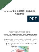 1 Análisis Del Sector Pesquero Nacional