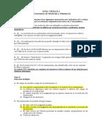Guía Instrumentos de Medición y Monitoreo, definiciones