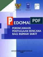 Pedoman Penyiagaan bencana di RS.pdf