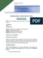 Generalidades y Estructura