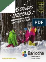 Guia Invierno en Bariloche