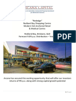 Overview - Rededge Shopping Centre - Redland Bay Brisbane QLD (Final)