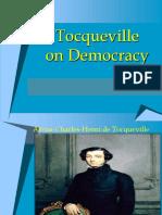 Tocqueville Slides