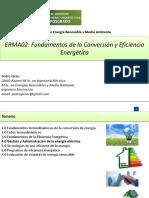 4.0 Gestión y Administración de La Energía Eléctrica