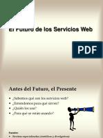 Futuro Servicios Web