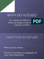 Direito de acesso a informações públicas Ivana Moreira