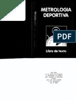 V Zatsiorsky Metrología Deportiva