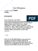 Abas Kida v. Senate of the Phil Fulltxt