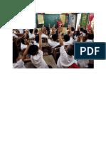 Teacher Teaching Pupils