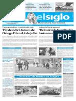 El Siglo Edicion Impresa 29-06-2017
