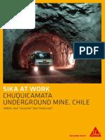 Chuquicamata Mine Chile