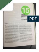 Capítulo 15 Adminstración Financiera