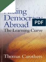 Aiding Democracy Abroad