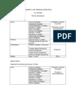 Dieta Paciente Renal, Hipertenso, Cirrótico, Diabético