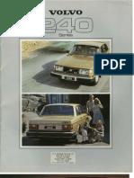 volvo 240 1979