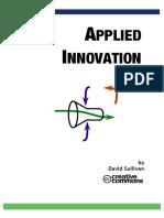Applied Innovation
