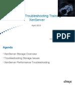 7_CCAT- Troubleshooting Training XenServer v1.0