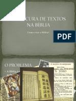 Como Citar a Bíblia-Capuchinhos-Fenix