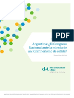 150422 DI Informe Especial Congreso Nacion Argentina ESP
