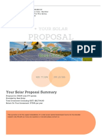 SolarProposal_Sample