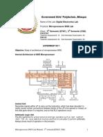 Microprocessor 8085 Lab Manual.pdf