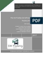 Plan de Pruebas ParkingSW