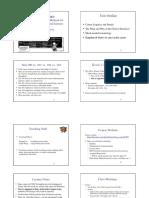 Unit 01 -  Intro to Statistics - 4 per page