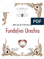 Buletinul Fundatiei Urechia Nr. 16