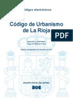 BOE-056 Codigo de Urbanismo de La Rioja