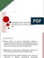 Clase Citacio769n