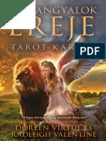 ARKANGYALOK EREJE TAROT KÁRTYA - Doreen Virtue