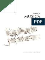 APPUNTI DI MUSICA - Libro Di Testo Per Le Classi Seconde e Terze