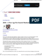 2010 _ a New Age for Search..