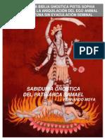Libro - Las Tres Didácticas Gnósticas (Obispo Fernando Moya)