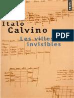 Les Villes Invisibles - Calvino, Italo