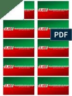 3J8 Business Card