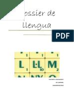 Dossier Llengua