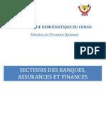 Secteurs Des Banques, Assurances Et Finances