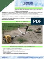 76408-FD71 Desbrozadora