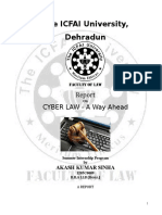 CYBER LAW PROJECT