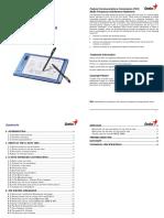 Genius G-Note 5000 User Manual