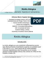 01 Rinitis Alérgica Panamá 2015. 1